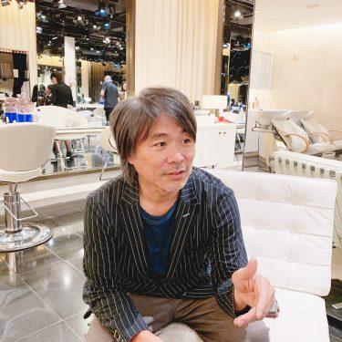 【インタビュー】セイ ハマダ (トップスタイリスト)