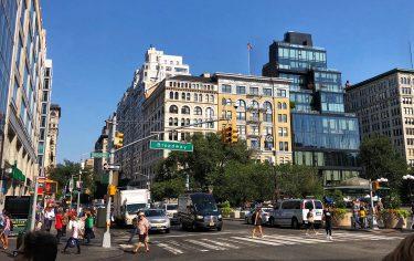 7月1日からマンハッタン14番ストリートが自家用車の通行不可に
