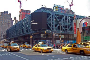MTAが地下鉄ポート・オーソリティ駅にテナント誘致