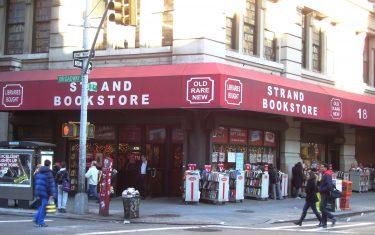 ストランド・ブックストアが市ランドマーク指定に反対
