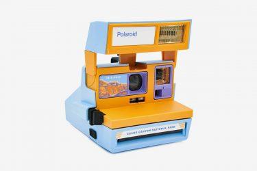 グランドキャニオン国立公園100周年記念 100台限定ポラロイドカメラが発売