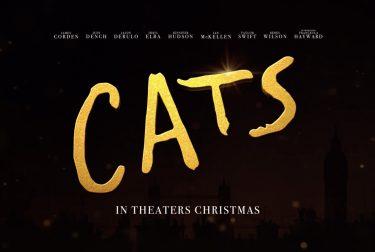 名作ミュージカル「Cats」の映画のトレイラーが公開