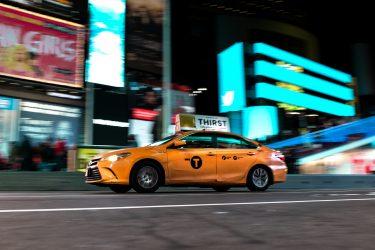 ニューヨークのタクシー・リムジン・配車アプリで快適な旅を!