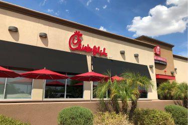 「Chick-fil-A」が米国で最も人気のあるファーストフードレストランに