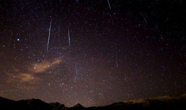 ペルセウス座流星群、今年最大のピークは今晩!
