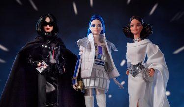 バービー人形のスターウォーズコレクションがAmazonにてプレオーダー開始