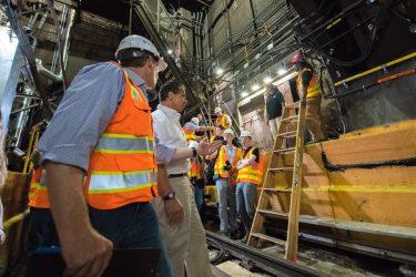 Lトレインの大幅削減運行、予定より3ヶ月早く終了予定
