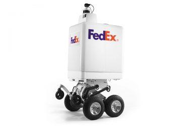 フェデックスの配送ロボットにニューヨーク市が警告
