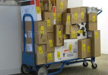 ニューヨーク市では、毎日90,000もの配送荷物が消失!