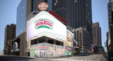 6つの新しいクリスピー・クリーム・ショップが、今年ニューヨークにオープン