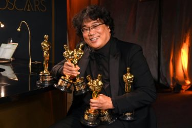 オスカー2020:「パラサイト」とボン・ジュノ監督が歴史的な受賞
