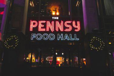 Pennsy Food Hall が3月で閉鎖