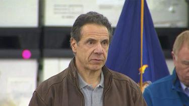 ニューヨーク州の感染者が2万件越。死亡者数は全世界の1%。クオモ州知事は新しいアクションを要求。