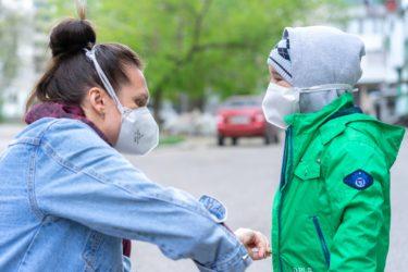 ニューヨーク市が10万枚のマスクの無料配布を開始