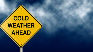 今週末、大寒波と強風がニューヨークを襲う