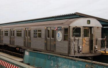 引退した地下鉄車両が現役復帰?!