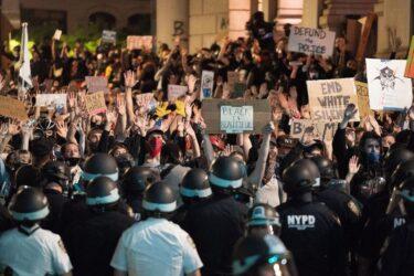 ジョージ・フロイド事件の抗議活動で木曜夜、少なくとも270人以上が逮捕