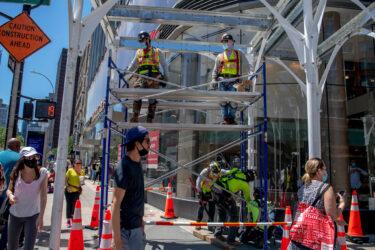ニューヨーク市が待望の再開プログラムを開始