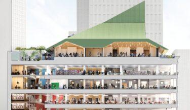 ニューヨーク公共図書館の豪華なミッドタウンブランチが、今年後半にグランドオープン予定