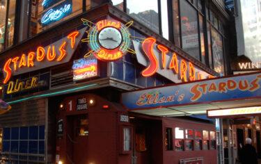 ブロードウェイの象徴的なダイナーが閉店の危機に直面