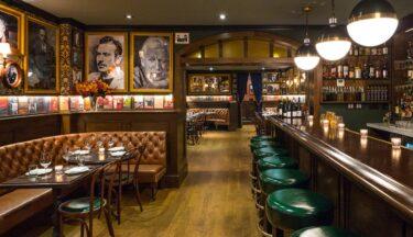 1922年から続く有名な老舗バー Chumley's が閉店