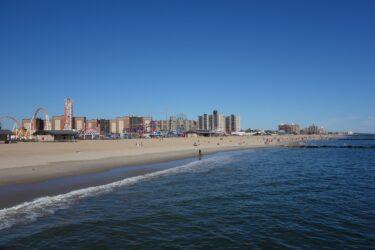 ニューヨーク市のビーチが7月1日にオープン