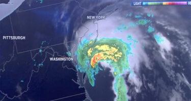 トロピカルストーム・フェイ: ニューヨーク市に大雨や洪水に対する警報