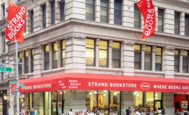 ストランドブックストアのアッパー・ウエスト・サイド店がついにオープン