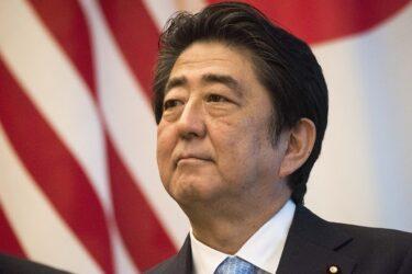 安倍首相の辞任表明