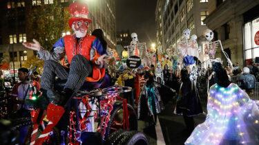 グリニッジ・ビレッジのハロウィンパレードが中止