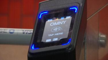 OMNYがマンハッタンの全ての駅とバスに設置