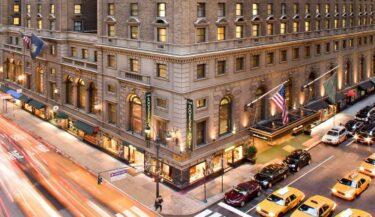 有名なルーズベルトホテルが今月末で閉店