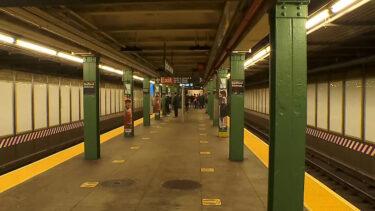 ベッドフォード・アベニュー駅の修復が完了