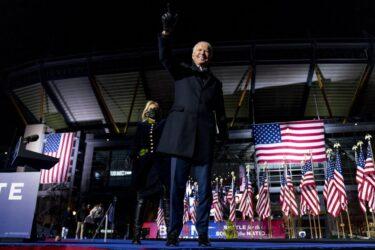ジョー・バイデンがトランプを制し、アメリカ第46代大統領に