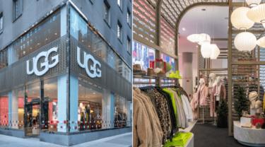 UGGが5番街にフラッグシップ店をオープン