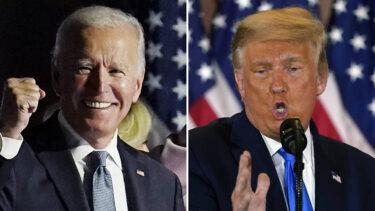 米大統領選挙: 投票日から一日経過してもまだ確定せず