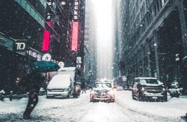 水曜日から木曜日にかけてトライステートで大雪の可能性