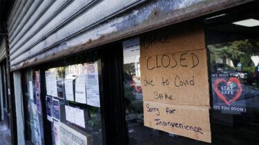 ニューヨーク市内の必須でないビジネスがクリスマス直後から再閉鎖される?