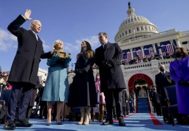 ジョー・バイデンが第46代米国大統領に就任