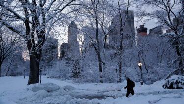 明朝から再び厳しい寒波。木曜日から雪の予報