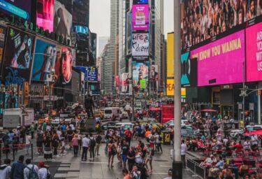ニューヨーク市が、観光客を呼び戻すために大規模キャンペーンを開始
