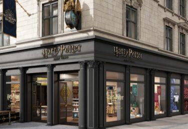 世界最大の「ハリー・ポッター」ストアがオープン